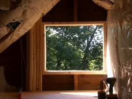 terrific rustic attic bedroom decors with small three glass attic