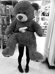 valentines big teddy i really wish i could get a teddy for valentines day or