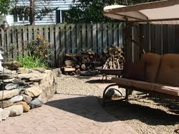 Firepit Swing by Backyard Swings And Fire Pit Design And Ideas