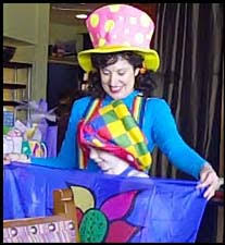 clowns for birthday in nyc kids magician nyc childrens birthday party magic clown entertainment
