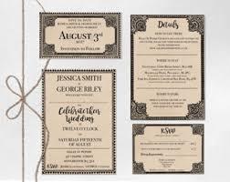 harry potter wedding invitations harry potter theme etsy