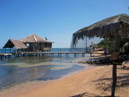 Map Of Roatan Honduras Honduras And The Bay Islands Roatan Kayak Circumnavigation The