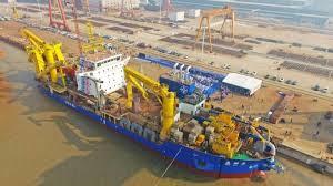 What Is Blind Shipping What Is China U0027s U0027magic Island Making U0027 Ship Bbc News