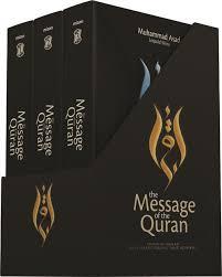 muhammad asad the message of the quran mizan media utama on bukubaru the message of the