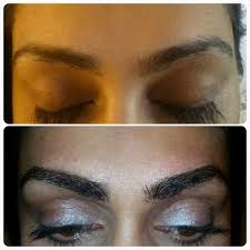Hair Stroke Eyebrow Tattoo Nyc Miami Brows The Brow Blog By Christopher Drummond
