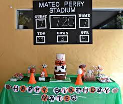 themed parties idea sports birthday party ideas birthday party ideas birthdays and