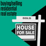 buying selling real estate