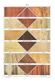 1948 precious wood poster wood grain types vintage woodworking