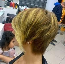 asymetrical ans stacked hairstyles 40 short bob hairstyles layered stacked wavy and angled bob