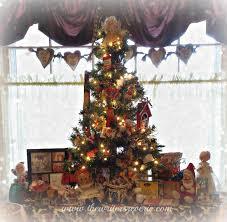 nostalgic christmas under the tree the writers reverie