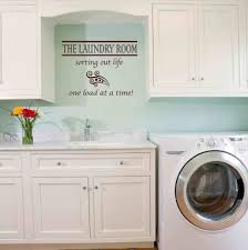 Decorating A Laundry Room Small Space Laundry Post The Small Laundry Room Ideas For