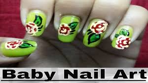 easy nail art designs step by step at home rose image nails