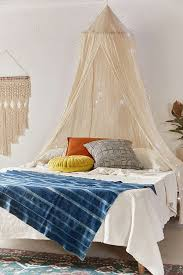 Net Bed Chloe Gauze Bed Canopy Urban Outfitters