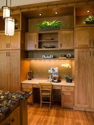 kitchen cabinet desk ideas it or leave it the built in kitchen desk