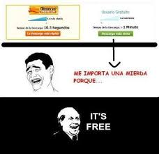 It S Free Meme - it s free meme subido por dantermirez memedroid