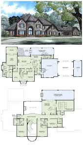 European Country House Plans by 697 Best Homes Images On Pinterest Country House Plans Small