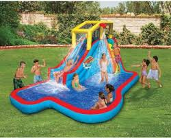 Backyard Water Slide Inflatable by Top 10 Water Slides Of 2017 Video Review