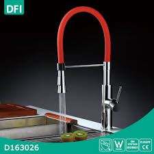 red kitchen faucet dfi commercial modern red kitchen faucet buy red kitchen faucet