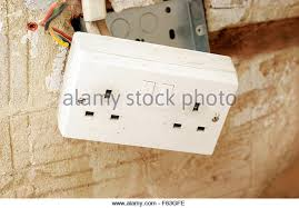 exposed wiring stock photos u0026 exposed wiring stock images alamy