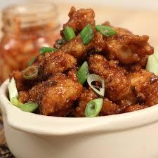 korean popcorn chicken recipe tastemade