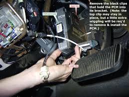 ford f150 ecm replacing pcm to solve pats problem 4 6l based powertrains