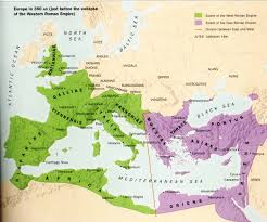 Roman Map List Of Maps Of Europe U2013 Subratachak
