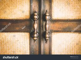 old rustic door latch on wooden stock photo 609877535 shutterstock