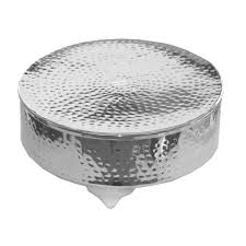 14 cake stand 14 hammered cake stand harry s party rental