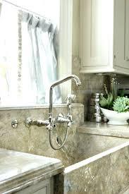 wall mounted faucets kitchen enchanting wall mount kitchen faucet pirotehnik me