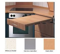 Pull Out Table For Drawline Kitchen Units Space Saving Table - Kitchen pull out table