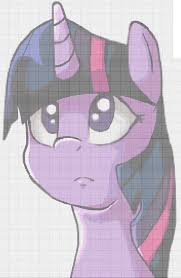 twilighto sparukaru pixel art template by kfchickenfuzznuts on