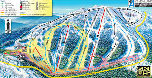 Mt Washington Trail Map by Mt Ashland Trail Map