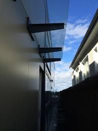 glass door canopies door awnings sydney u0026 front door awning ideas bespoke front door