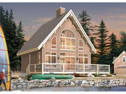 a frame lake house plans beach lake a frame home plan 032d 0534 house plans and more