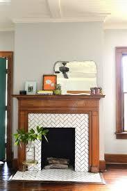 Bedroom Fireplace Ideas by Best 20 Herringbone Fireplace Ideas On Pinterest U2014no Signup