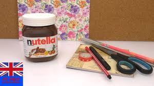 Personalized Gifts Ideas Personalized Gift Ideas Personal Nutella Jar Treat Your Best