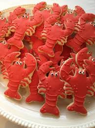crawfish boil decorations these crawfish cookies are a treat for a crawfish boil