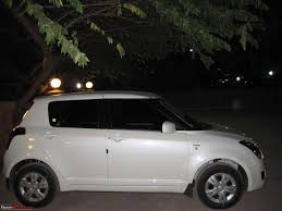 white girly cars my white maruti swift vdi abs team bhp