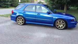 subaru sedan 2004 subaru wrx stage 4 walk around youtube
