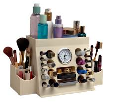 makeup storage makeuprage ideas and brush organizer on pinterest