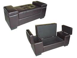 Bench With Cushion International Storage Bench With Cushion Home Decorations Insight