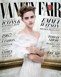 Vanity Vanity All Is Vanity Feminist Emma Watson Poses For Daring Vanity Fair Shoot Daily