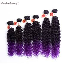 Types Of Sew In Hair Extensions by Online Buy Wholesale Purple Weave Hair From China Purple Weave
