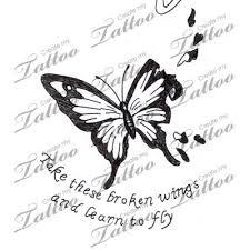 com ideas butterflies broken wings