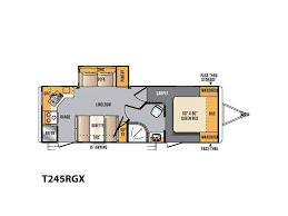 Wildcat Rv Floor Plans by 2017 Forest River Wildcat Maxx Lite T245rgx Tualatin Or