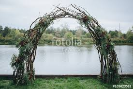 wedding arches made of branches wedding ceremony wedding arch wedding arch made of branches
