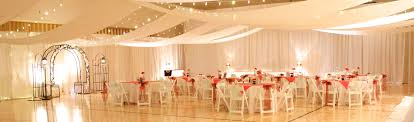 Wedding Hall Decorations Wedding Event Venues And Decorators Legacy Weddings