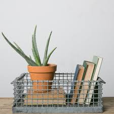 milk crate shelves metal mesh milk crate magnolia market chip u0026 joanna gaines
