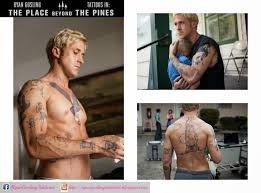 the gos and temporary tattoos 2 ryan gosling addicted