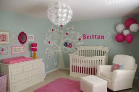 how to decorate a nursery beautiful decorating baby girl nursery pictures interior design